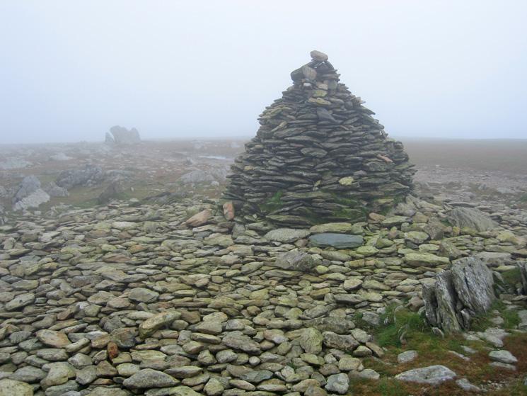 Brim Fell summit cairn