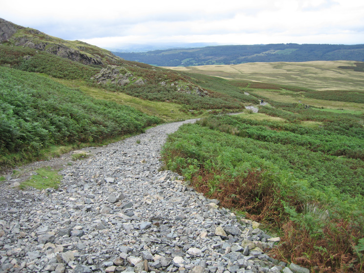 Part of the Walna Scar Road