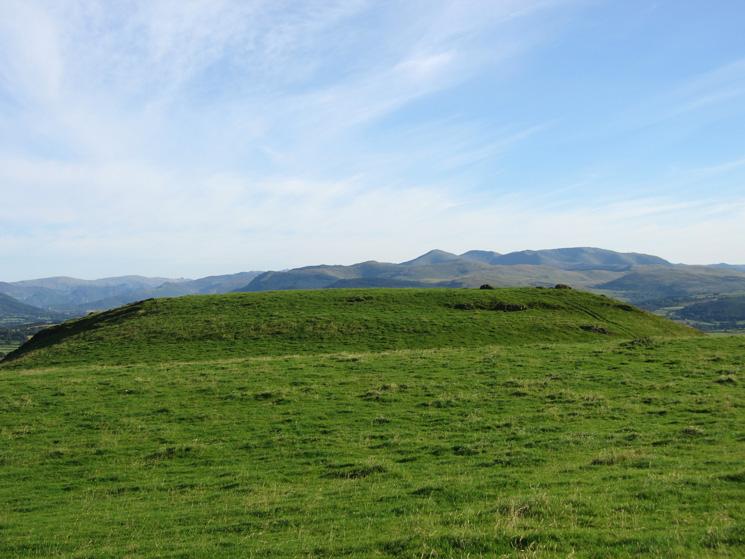 Caermote Hill summit