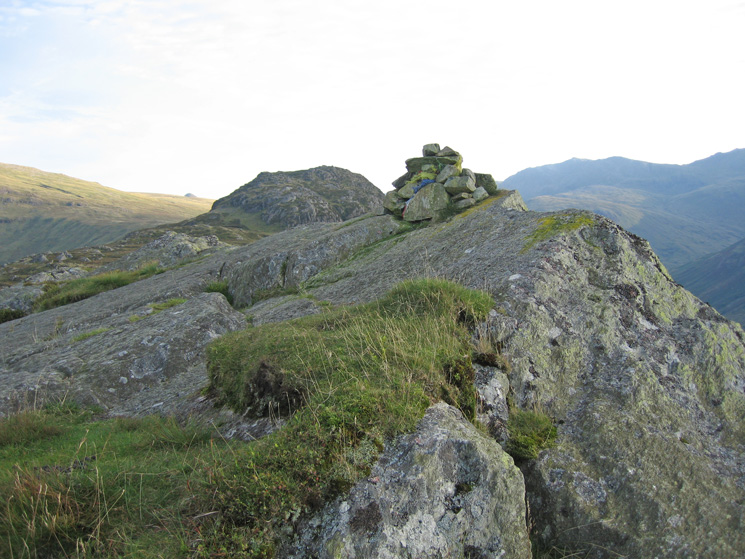Eagle Crag summit