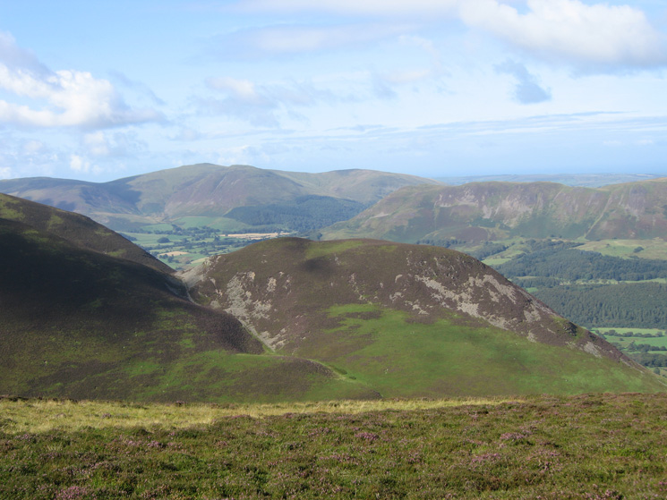 Dodd with the Loweswater fells behind