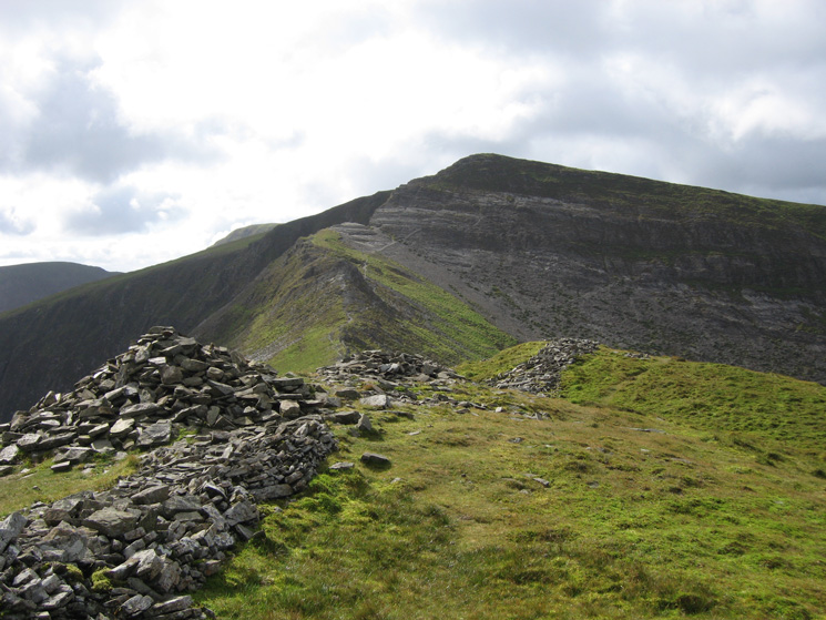 Hopegill Head from Ladyside Pike's summit
