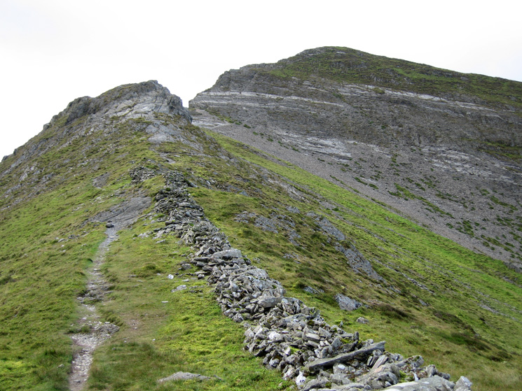 Hopegill Head's north east face