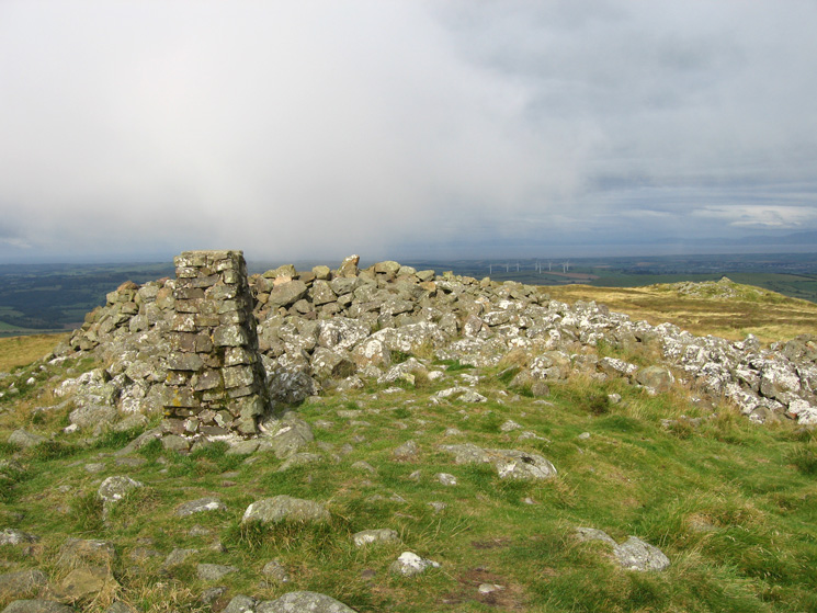 Binsey's summit