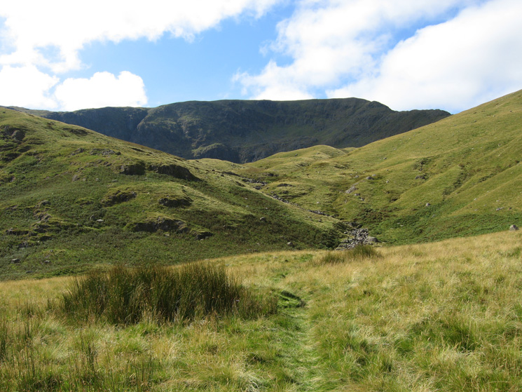The route to Blea Water