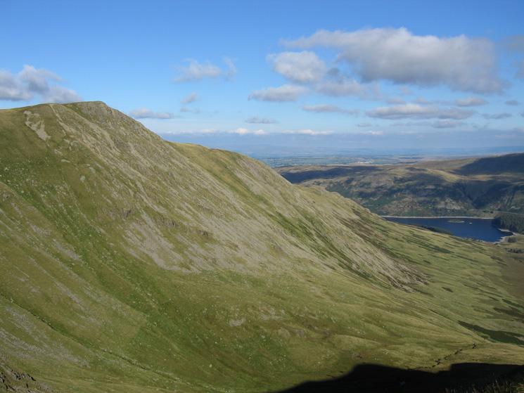 Kidsty Pike and Riggindale