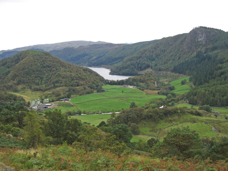 Great How, Thirlmere and Raven Crag