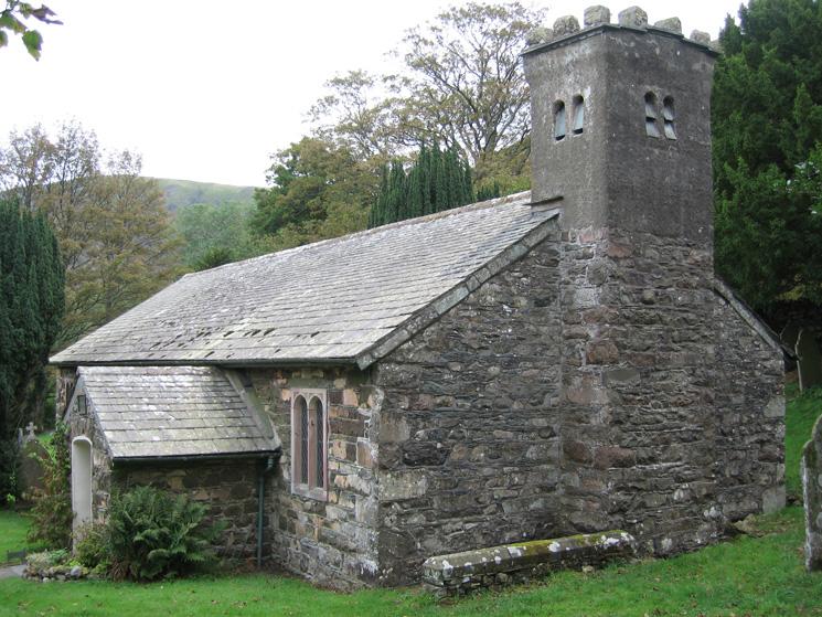 St John's in the Vale church