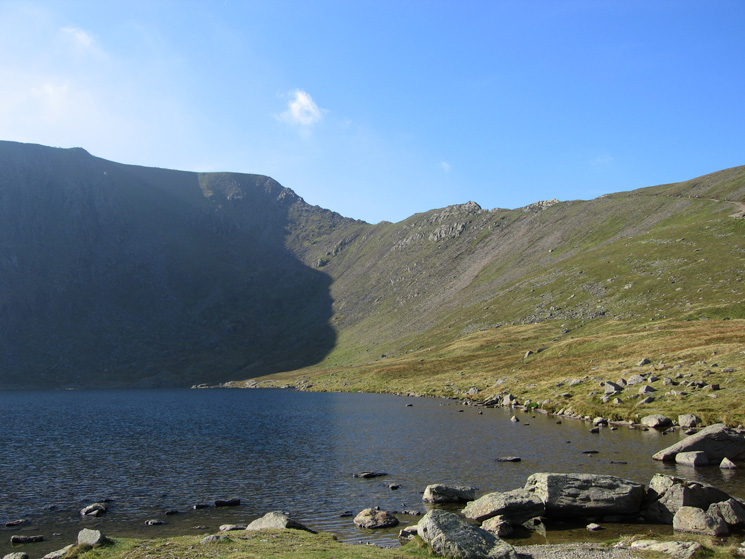 Swirral Edge from Red Tarn
