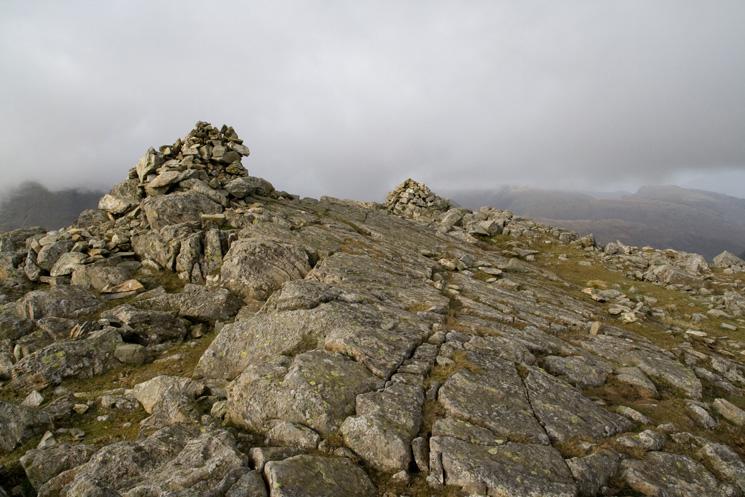 Allen Crags summit