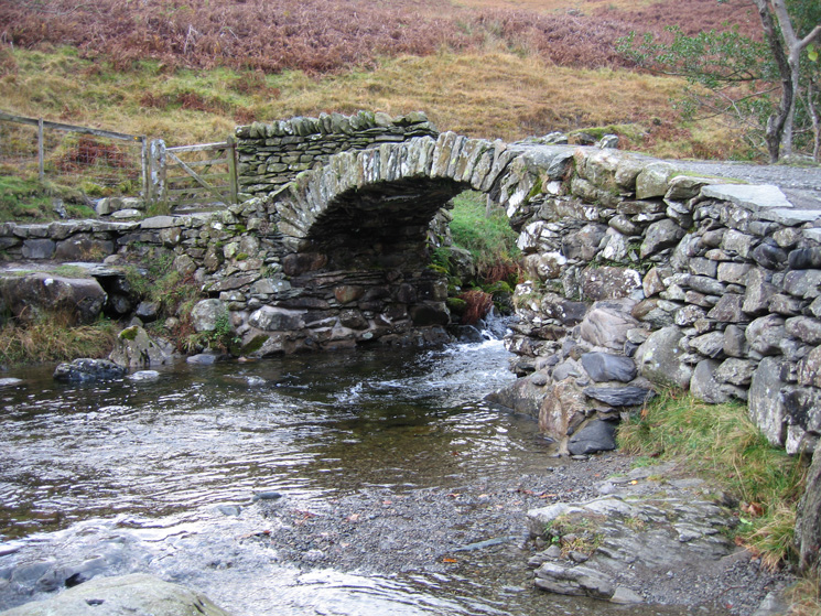 High Sweden Bridge across Scandale Beck