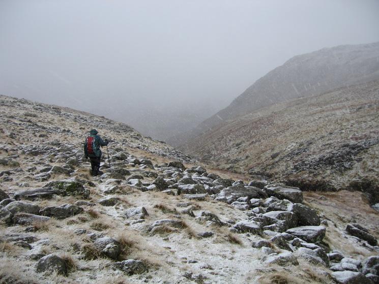 Descending by Greendale Gill