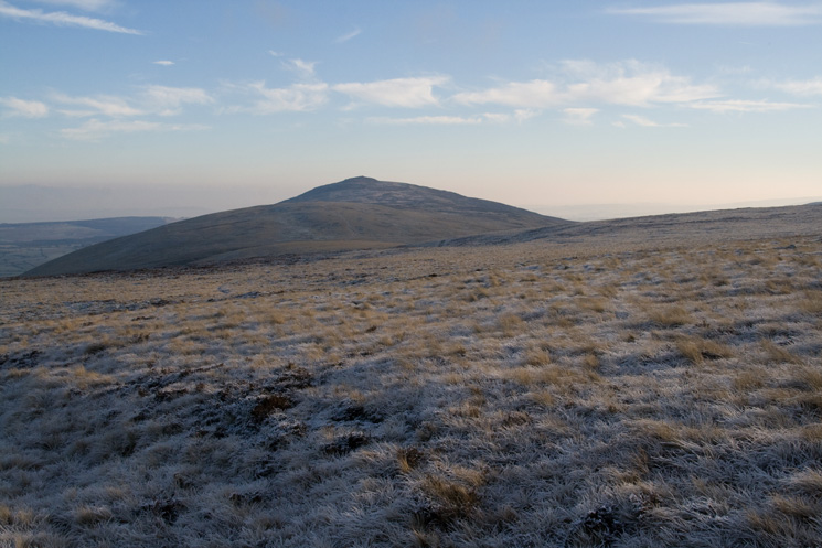 Looking across to Carrock Fell