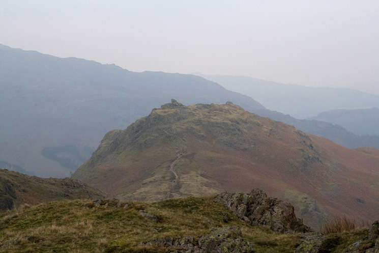 ...and Helm Crag from Gibson Knott