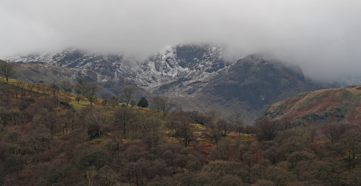 Looking across to Dove Crag