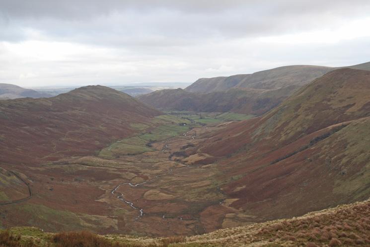 Bannerdale from Buck Crag