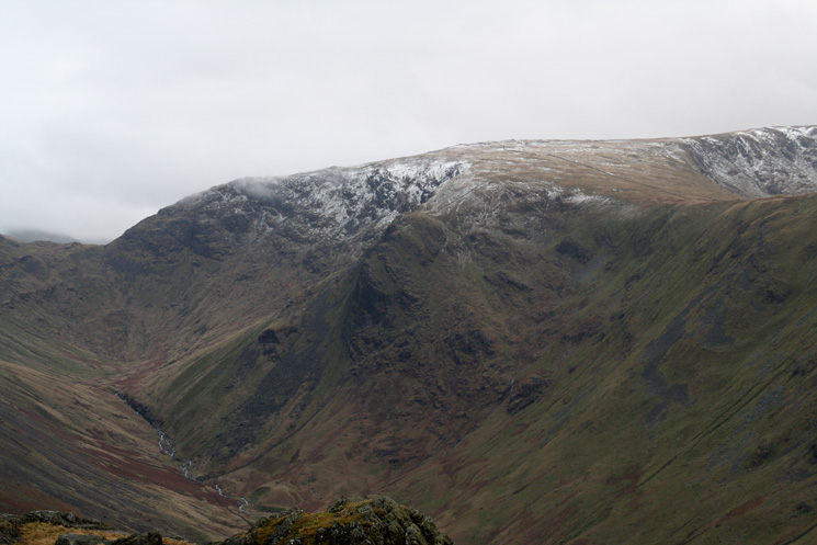 Raven Crag and Stony Cove Pike