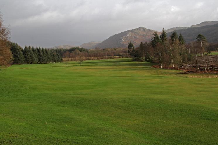 Eskdale Golf Course