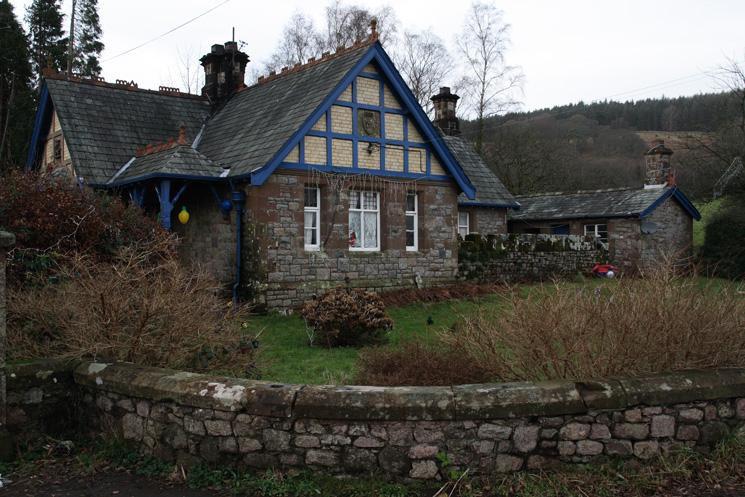Hirst Lodge