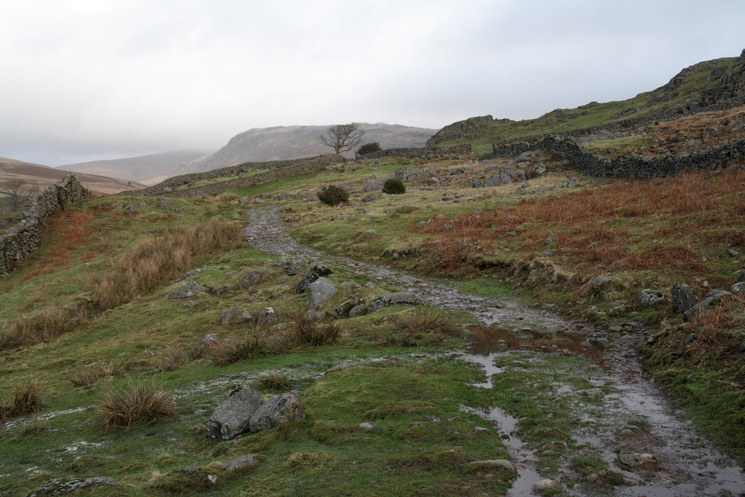 The track above Boot