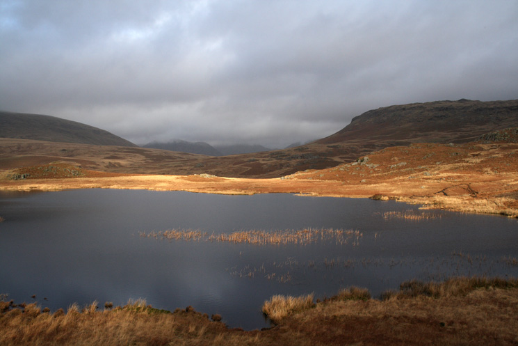 Eel Tarn with Great How behind right