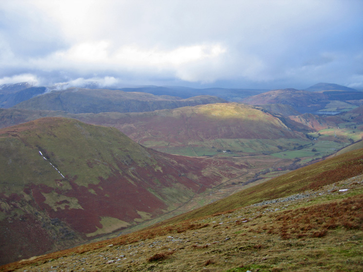 The Nab, Beda Head and Martindale