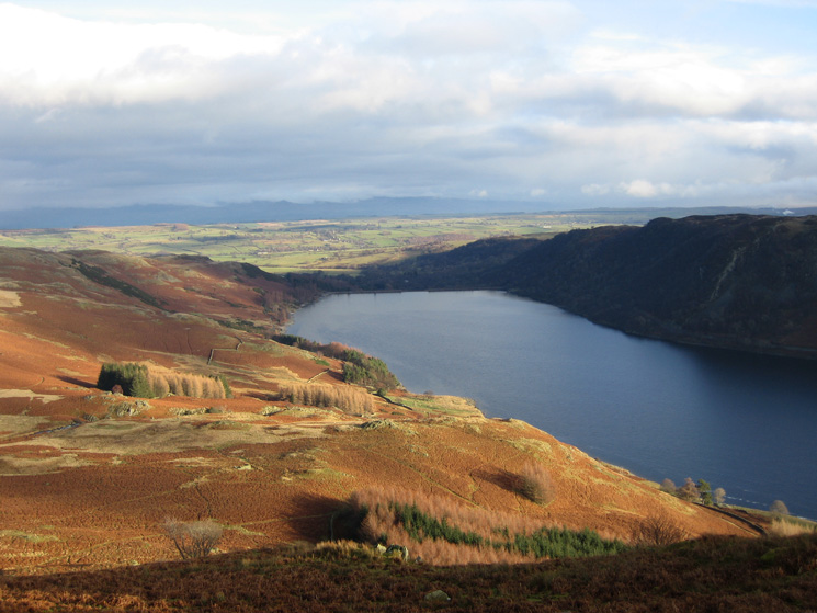 ...and the foot of Haweswater