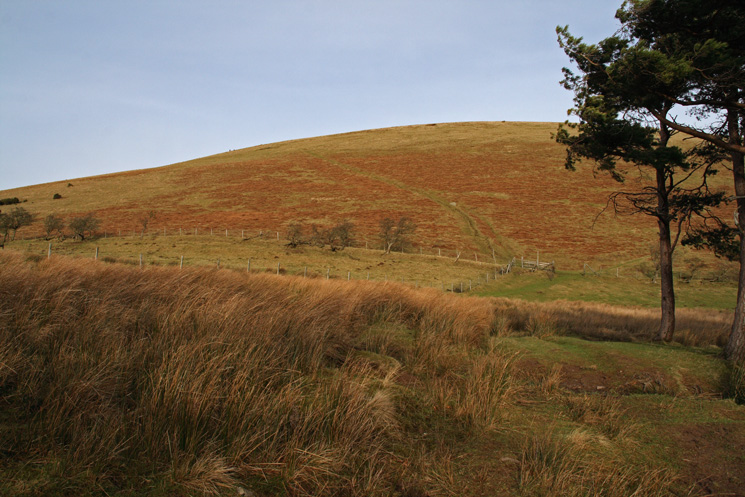 Little Mell Fell from The Hause