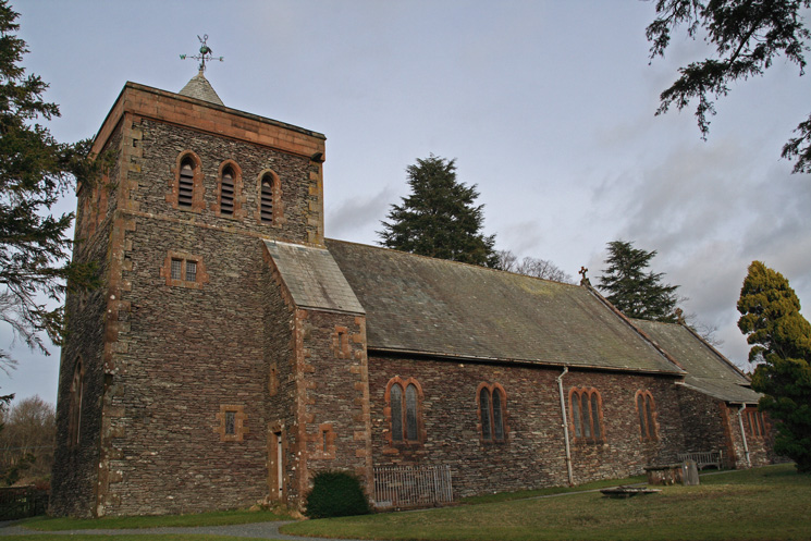 The Church of All Saints Watermillock