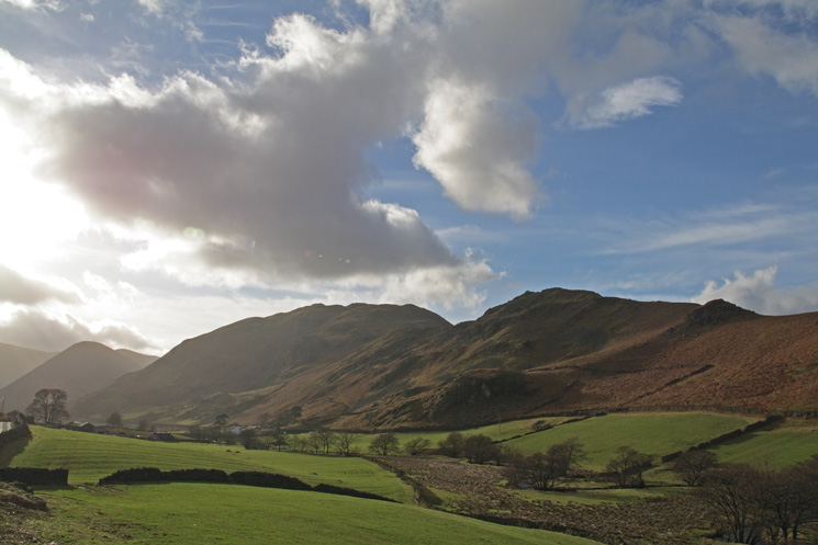 The Nab, Beda Head and Winter Crag