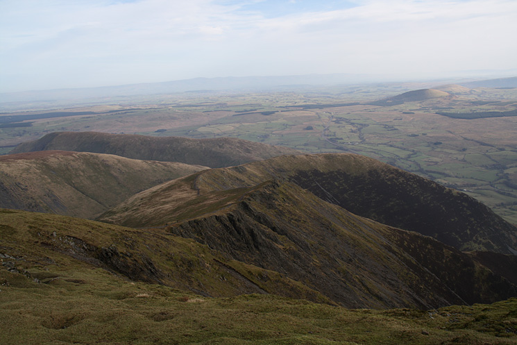 Scales Fell from Blencathra's summit