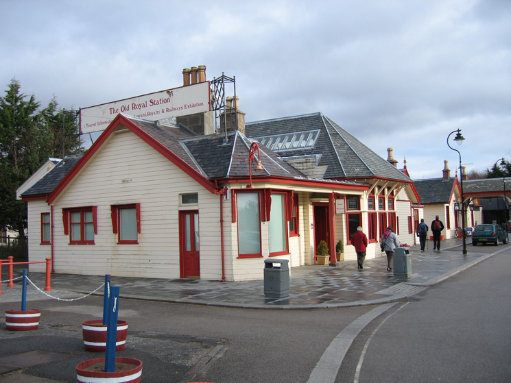 The Old Royal Station, Ballater