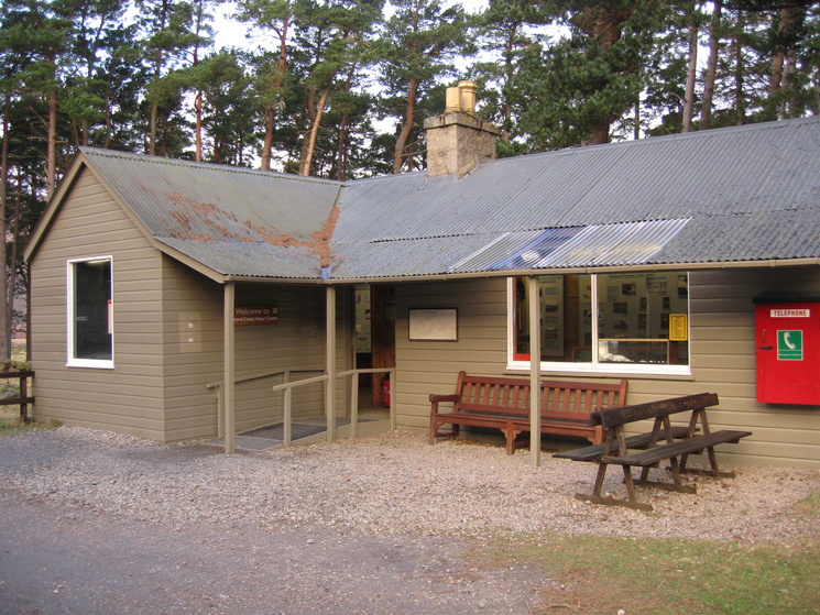 Balmoral Estate Visitor Centre, Spittal of Glenmuick