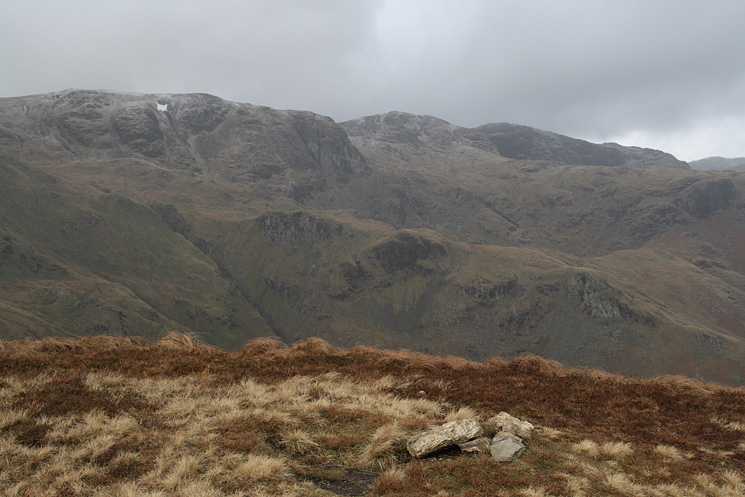 Dove Crag from High Hartsop Dodd's summit
