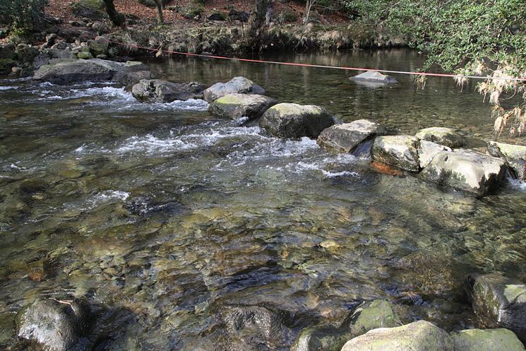 Fickle Steps, River Duddon