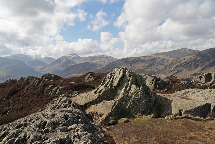 Brund Fell summit