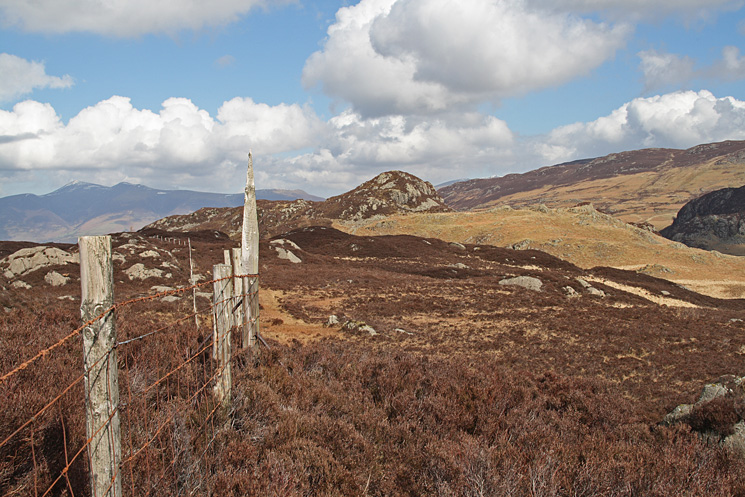 Ether Knott is getting closer, just follow the fence