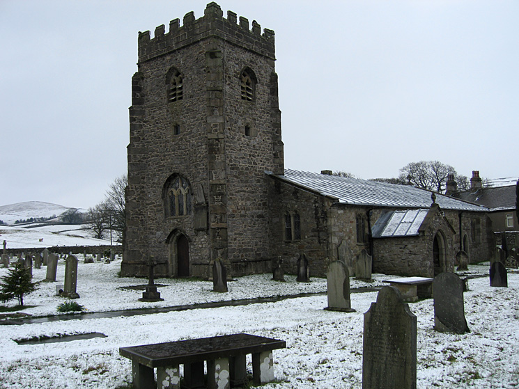 St Oswald's Church, Horton-in-Ribblesdale
