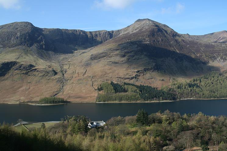 High Crag, Burtness Comb and High Stile