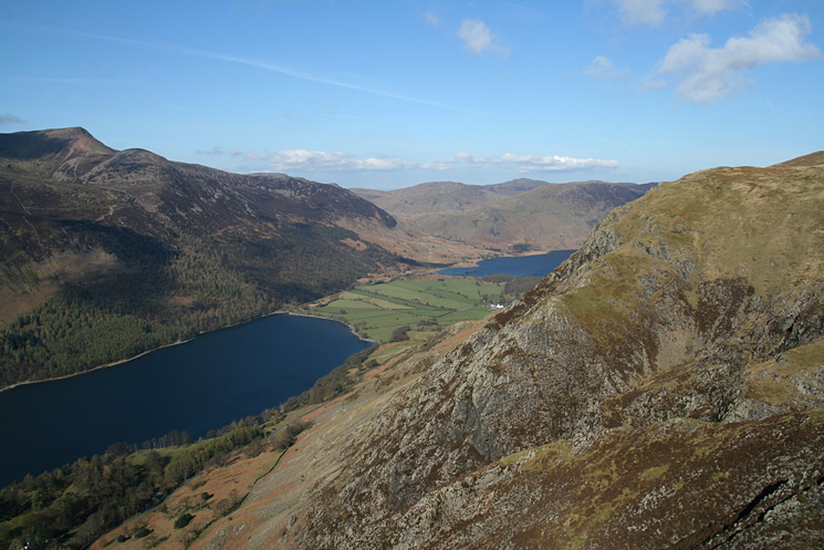 Red Pike, Buttermere and Goat Crag