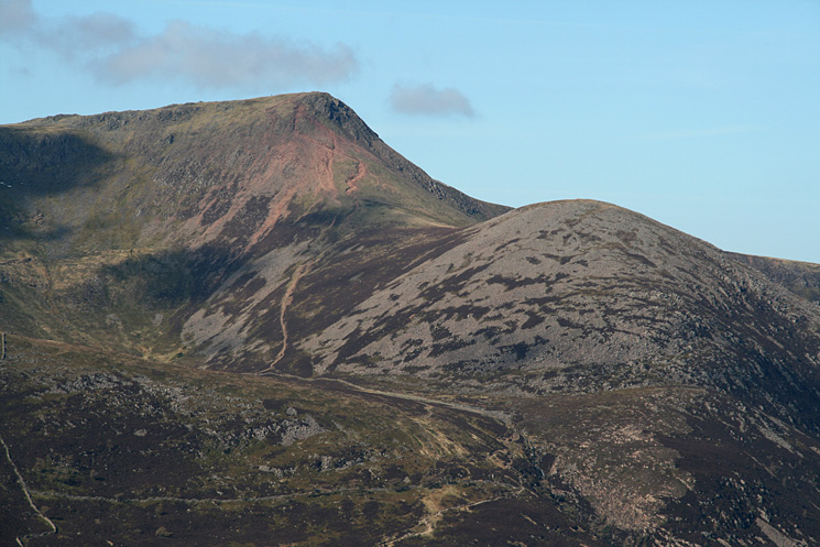 Zooming in on Red Pike and Dodd