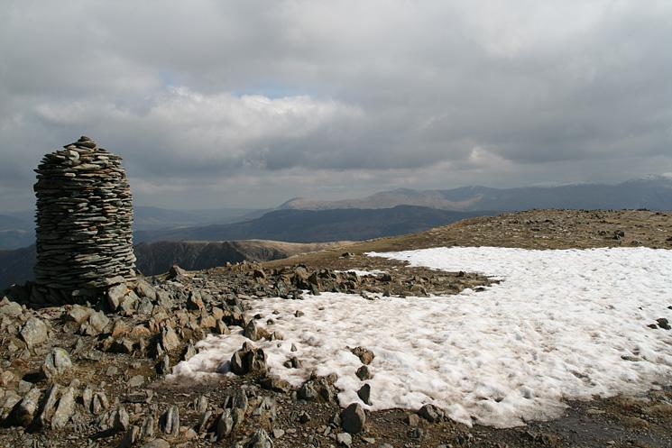 Dale Head summit