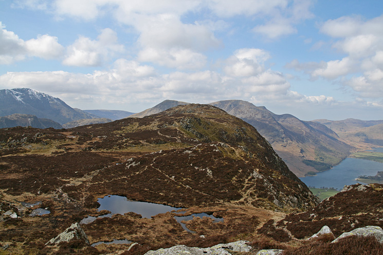 Fleetwith Pike from Black Star