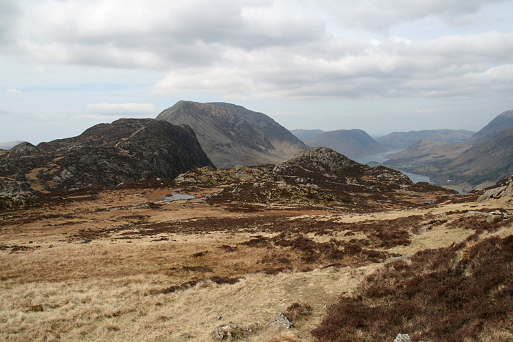 Haystacks and Green Crag