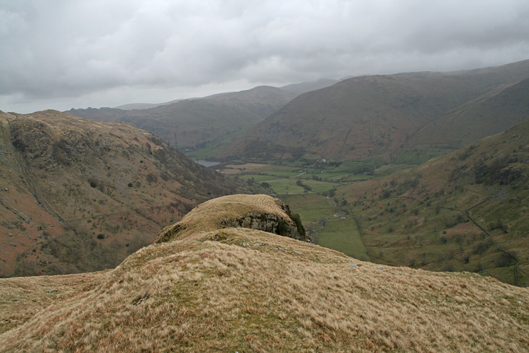 Dovedale from Stangs