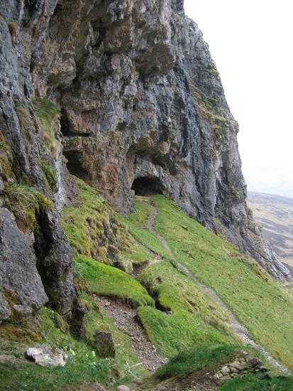 Bones caves of Inchnadamph