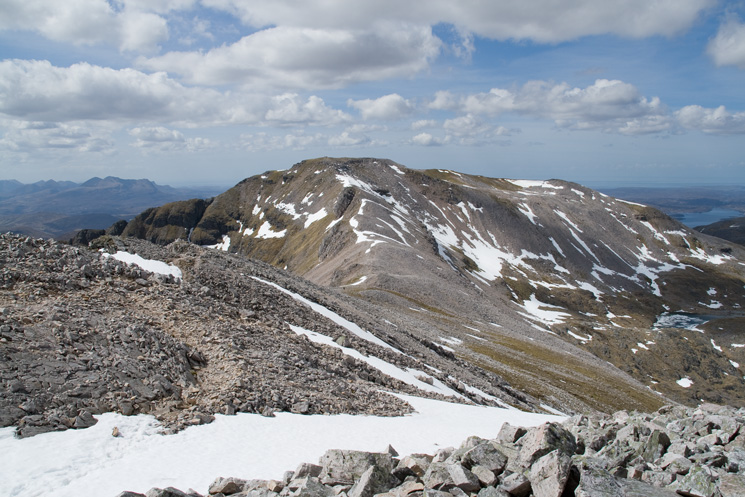 Looking back to Conival