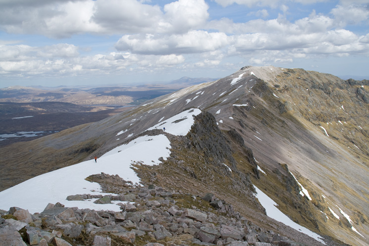 Ben More Assynt from Conival