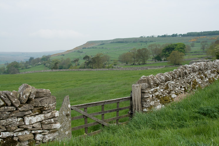 Knipe Scar from the road