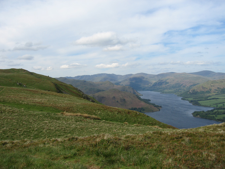 Ullswater from Barton Fell